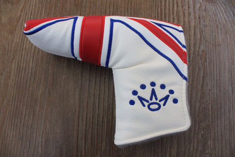 2014 British Open British Flag White