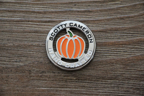 Scotty Cameron Pumpkin Ball Marker