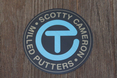 Scotty Cameron Circle T Stickers (Various Options Available)