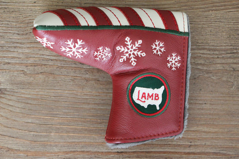 Tyson Lamb Candy Cane Headcover