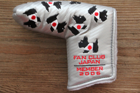 Scotty Cameron 2006 Japan Fan Club Cover