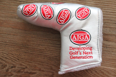 Scotty Cameron Silver AJGA cover