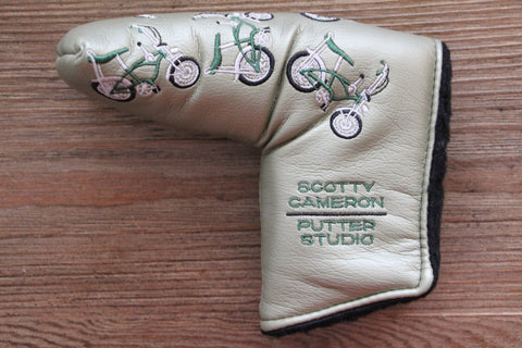 Scotty Cameron 2004 Bicycle Cover