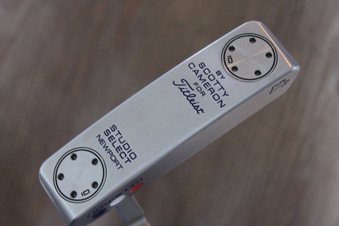 Scotty Cameron Studio Select Junk Yard Dog Custom Shop Putter