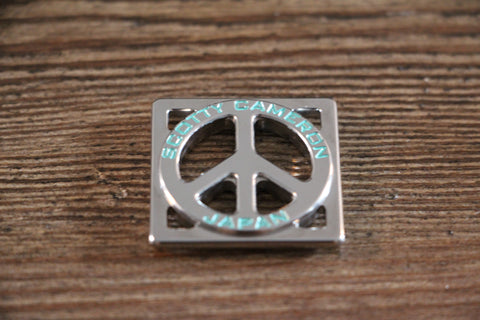 Scotty Cameron Peace Sign Tiffany Ball Marker