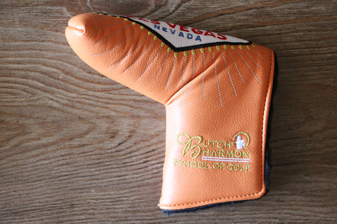 Butch Harmon Light Orange Las Vegas