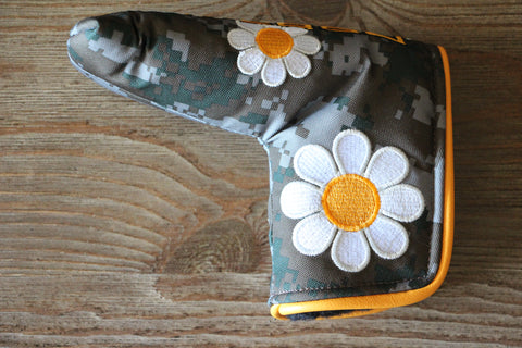 2015 Camo Flower Headcover
