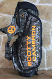 2015 Circle T Camo Bulldog Stand Bag