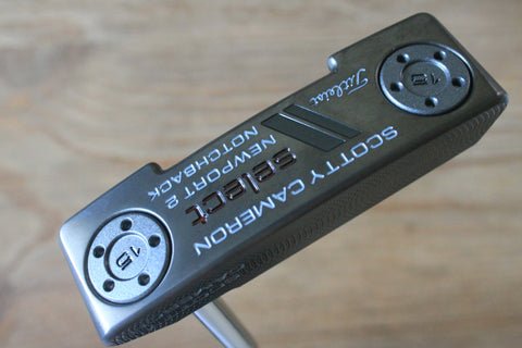 Scotty Cameron Select Newport 2 Notchback Putter