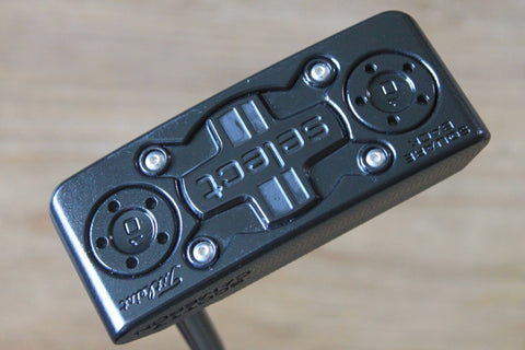 Scotty Cameron Select Squareback Black Custom Putter