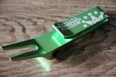 Green 7 Point Crown Pivot Tool