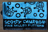 Scotty Cameron Blue Jackpot Johnny Towel