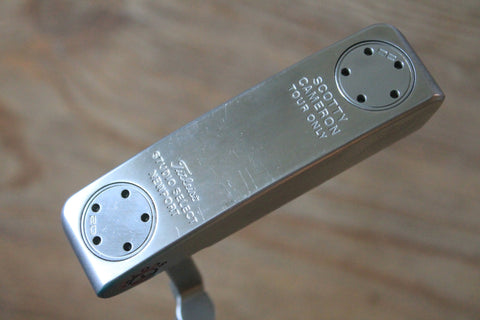 Scotty Cameron Tour Only Studio Select Newport Circle T Putter