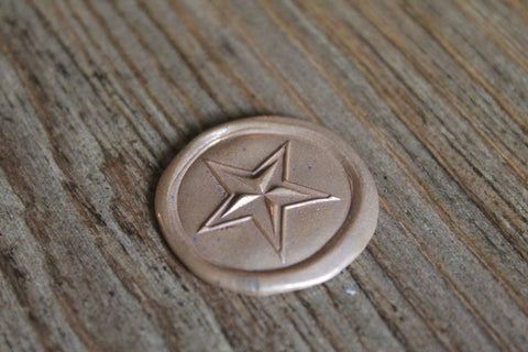 Custom Texas Star Ballmarker