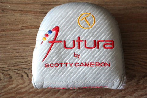 Scotty Cameron Futura Circle T Round Mid Mallet Headcover