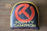 Scotty Cameron Scotty Dog Circle T Round Mid Mallet Headcover