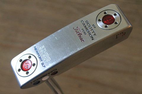 Scotty Cameron Studio Select Newport 2.7 Custom Shop Putter