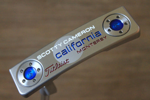 Left Handed Scotty Cameron California Monterey Custom Shop Putter