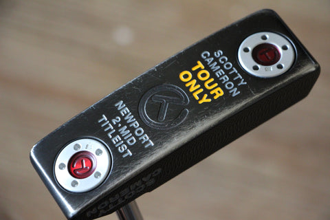 Scotty Cameron Newport 2 Mid Circle T Putter
