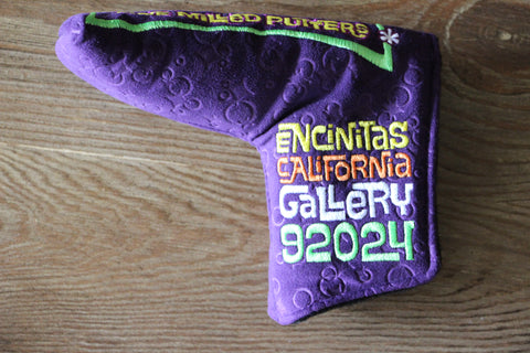 Purple Peace Surfer Gallery Headcover