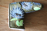 Tiki Agave Man Putter Headcover