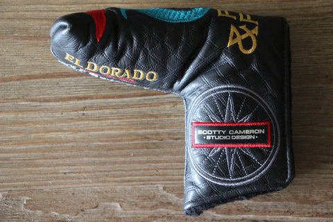 Scotty Cameron Casamigos Pins and Fins Headcover