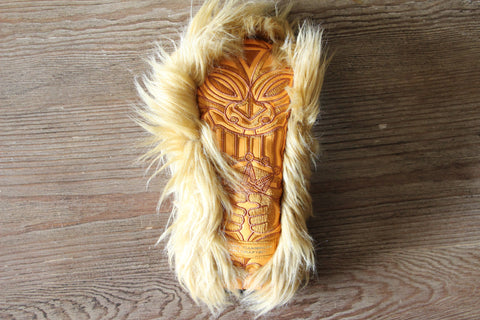 Gold Tiki Gallery Hybrid Headcover