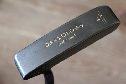 Scotty Cameron Classic 1.5 1994/100 Prototype Putter