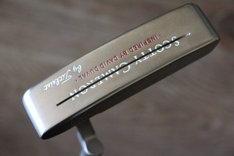 Scotty Cameron Inspired by David Duval Putter