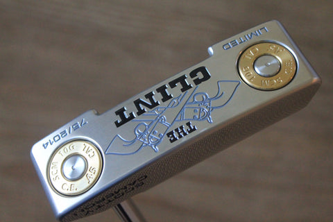 Scotty Cameron The Clint Limited 2014 Custom Putter