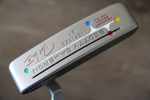 Scotty Cameron Inspired by Davis Love III Putter