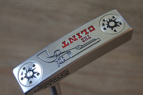 Scotty Cameron The Clint Limited 2011 Custom Putter