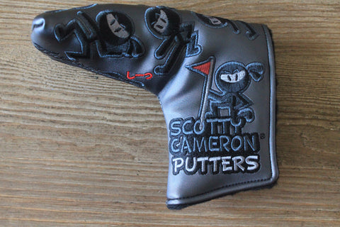 Scotty Cameron Wasabi Warrior Japan Release