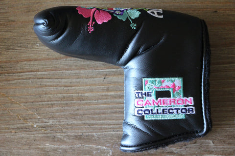 Scotty Cameron Aloha Cup Black TCC Headcover