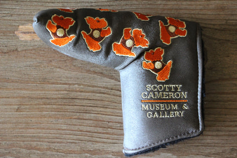 Scotty Cameron Japan Scotty Dogs M&G Headcover