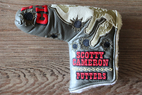 Scotty Cameron 2014 The Clint Headcover