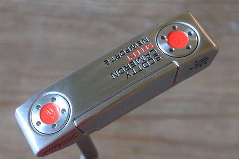 Scotty Cameron 2016 Select Newport 2 Jackpot Johnny Putter