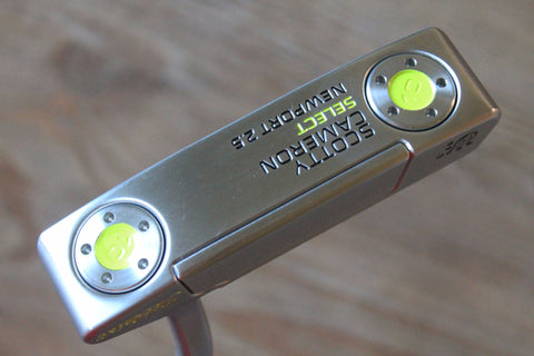 Scotty Cameron 2016 Select Newport 2.5 Jackpot Johnny Putter