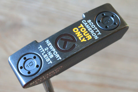 Scotty Cameron Newport 2 NB Circle T Putter