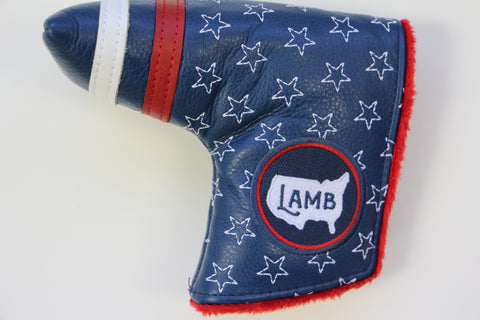 Tyson Lamb Stars and Stripes Headcover