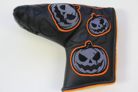 Tyson Lamb 2018 2 Eyed Jack Halloween Headcover