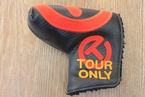 Circle T Black Red Industrial Tour Only Mallet Cover