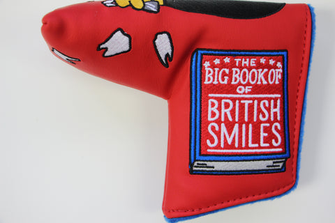 SWAG British Smiles Headcover