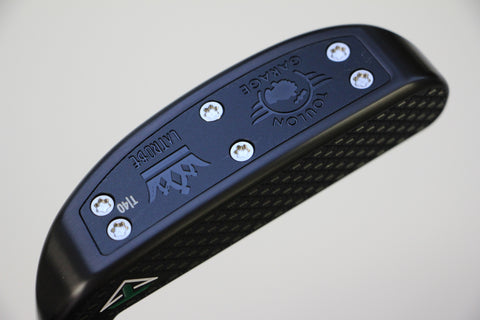 Toulon Design Black Pearl Latrobe Garage Putter