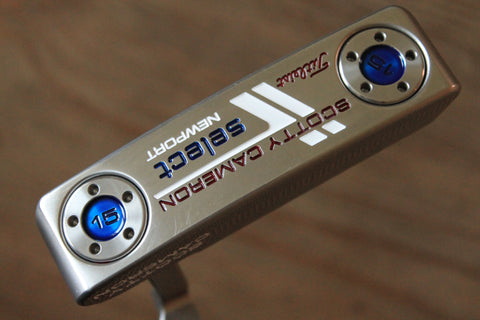 Scotty Cameron Select Newport Custom Shop Milled Putter