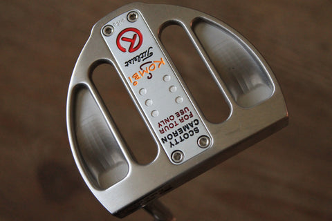 Scotty Cameron Circle T Kombi Putter