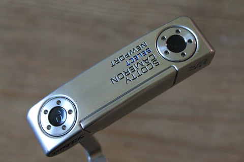 Scotty Cameron 2016 Select Newport Jackpot Johnny Putter