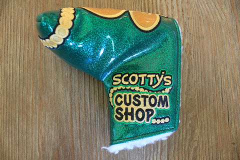 2013 Custom Shop Green Cash is King Mallet