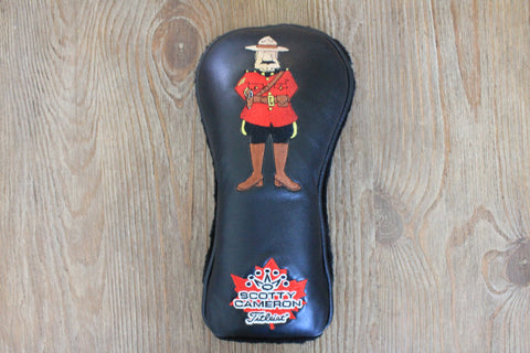 TCC Canada Maple Leaf Fairway Cover