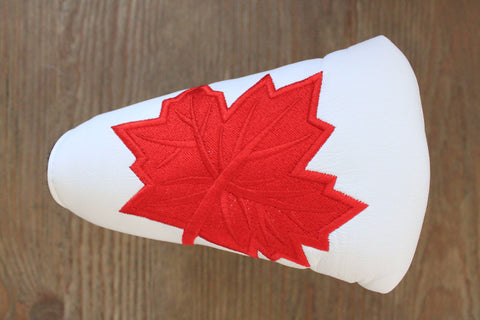 The Cameron Collector Maple Leaf Mallet